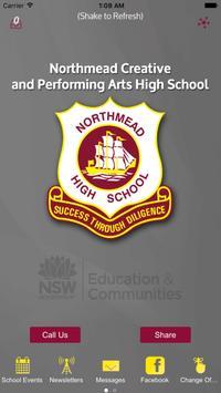 Northmead CAPA High School poster
