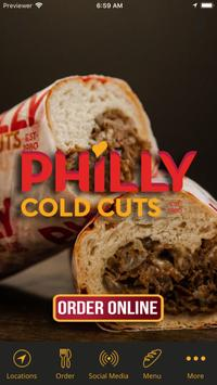 Philly Cold Cuts poster