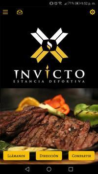 Invicto Restaurante poster