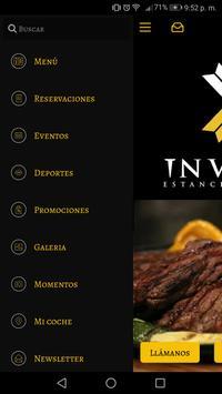 Invicto Restaurante screenshot 1