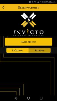 Invicto Restaurante screenshot 3