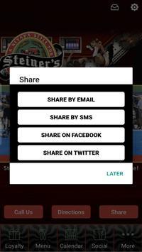 Steiner's - A Nevada Style Pub screenshot 2