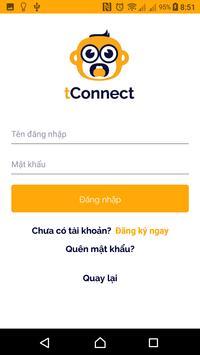 Hệ thống kết nối công dân poster