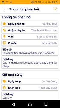 Hệ thống kết nối công dân screenshot 3