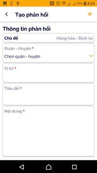 Hệ thống kết nối công dân screenshot 6