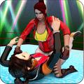 Ultimate Wrestling Girls Ring Fighter