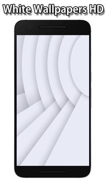 White Wallpapers screenshot 3