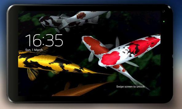 Koi - Aquarium capture d'écran 2