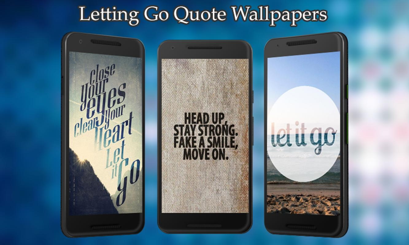 let go android wallpaper