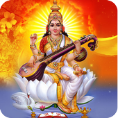 Saraswati Mata HD Wallpapers icon