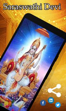 Saraswati Mata HD Wallpapers screenshot 2