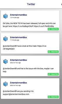 EBox App screenshot 2
