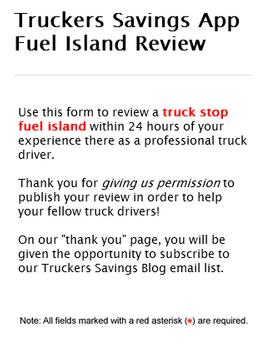 Truckers Savings App for Android - APK Download