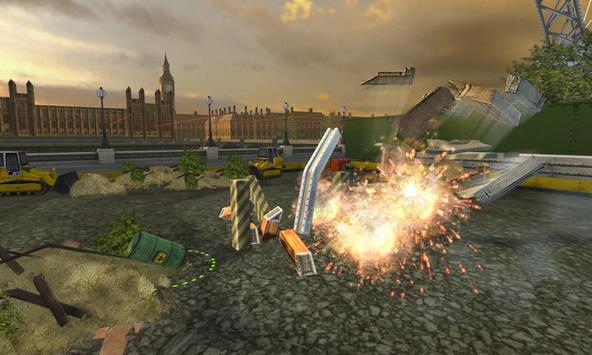 Demolition Master 3D FREE screenshot 3