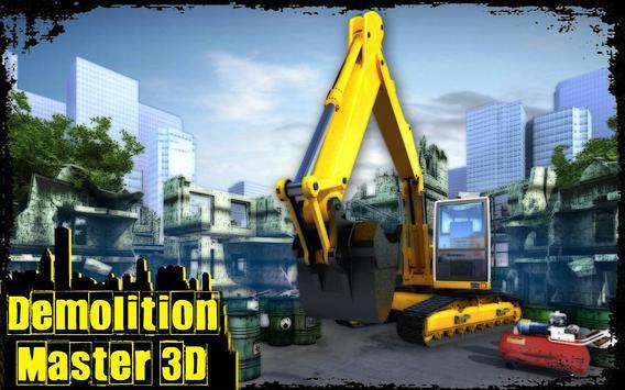 Demolition Master 3D FREE screenshot 10