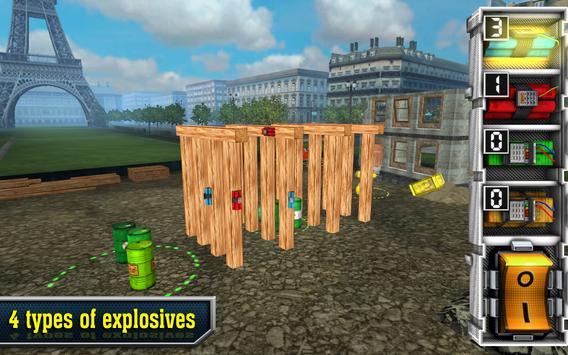 Demolition Master 3D FREE screenshot 12