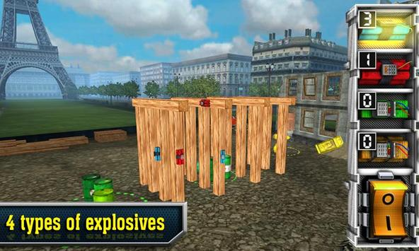 Demolition Master 3D FREE screenshot 1