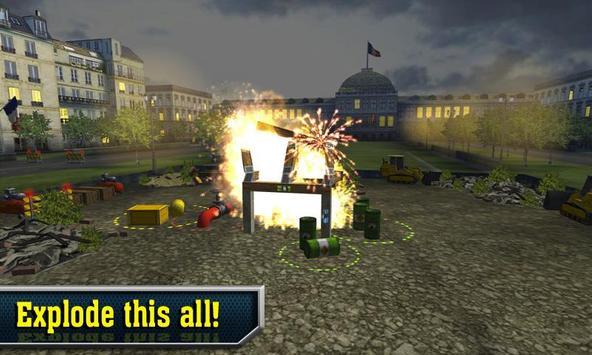 Demolition Master 3D FREE screenshot 2