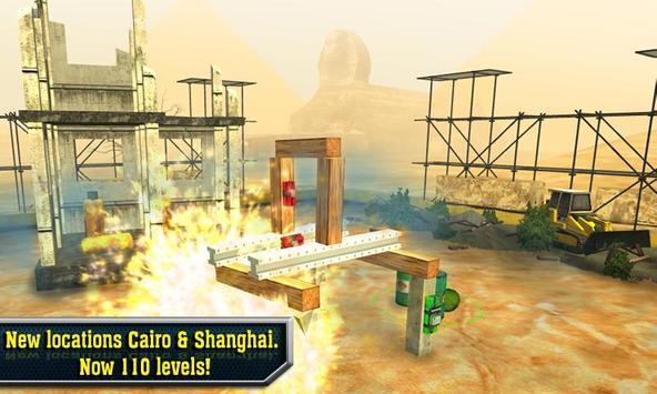 Demolition Master 3D FREE screenshot 4