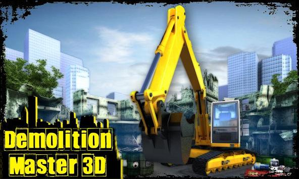 Demolition Master 3D FREE screenshot 5