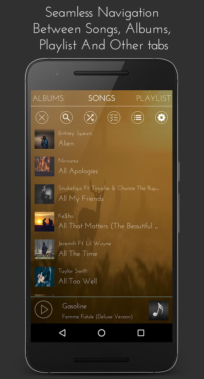 Music Player - MP3 Player, Audio Player for Android - APK
