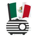 Radio Mexico Gratis: estaciones de radio en vivo APK