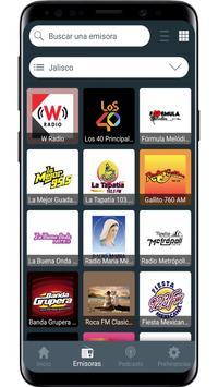 Radio Mexico screenshot 4