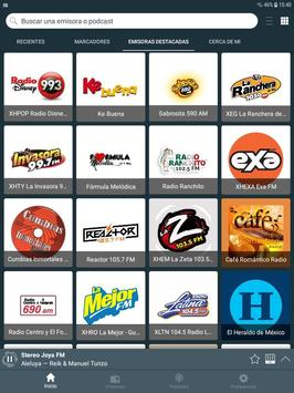 Radio Mexico screenshot 10