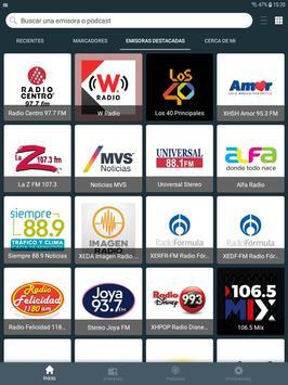 Radio Mexico screenshot 11