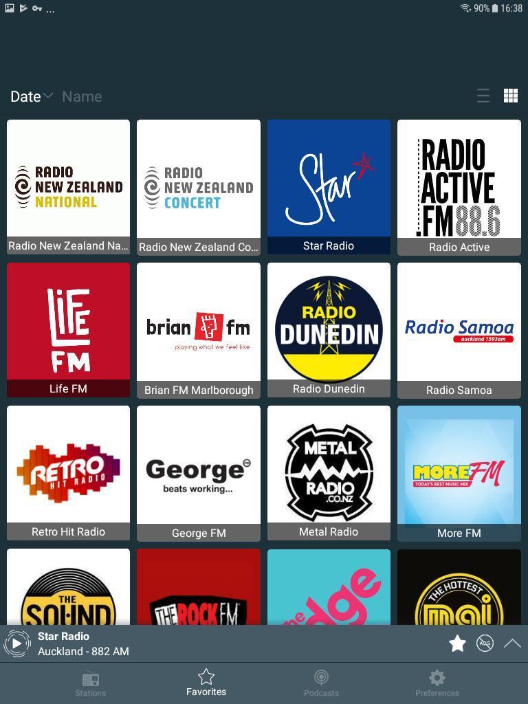 Radio NZ live: FM Radio & Internet Radio App for Android
