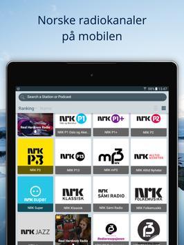 Radio Norge captura de pantalla 4