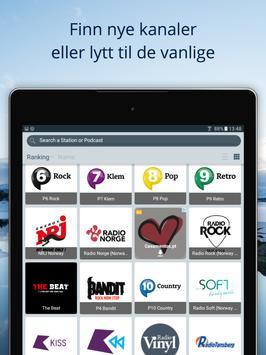 Radio Norge captura de pantalla 12