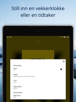 Radio Norge captura de pantalla 16