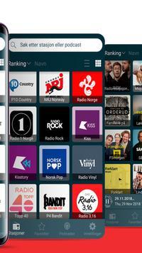 Radio Norway - Internet Radio, DAB+ / FM Radio screenshot 2