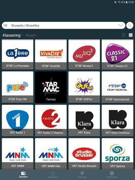 Radio Belgium: FM Radio and Internet Radio screenshot 4