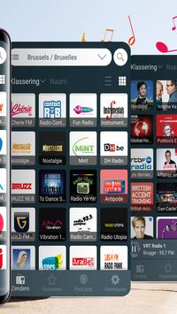 Radio Belgium: FM Radio and Internet Radio screenshot 2
