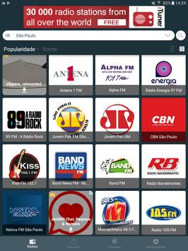 Radio Brazil - Internet Radio, FM Radio, AM Radio screenshot 12