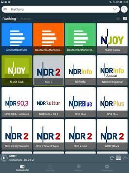 Radio Deutschland: Internet Radio Apps Kostenlos скриншот 7
