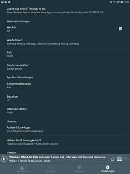 Radio Deutschland: Internet Radio Apps Kostenlos скриншот 8