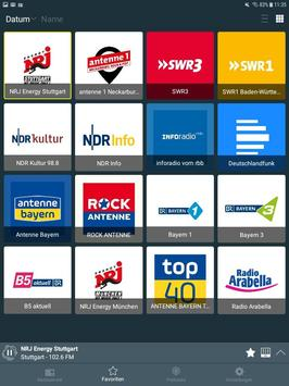 Radio Deutschland: Internet Radio Apps Kostenlos скриншот 10