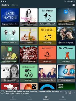 Radio Deutschland: Internet Radio Apps Kostenlos скриншот 11