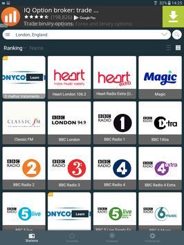 5 Schermata Radio UK