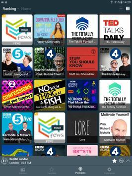 Radio UK скриншот 9