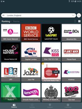 12 Schermata Radio UK