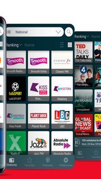 Radio UK скриншот 2