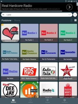 5 Schermata Radio Italia