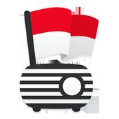 Radio Indonesia simgesi