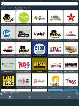 Radio Indonesia Ekran Görüntüsü 5