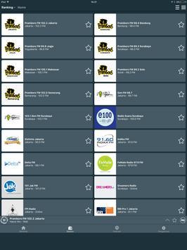 Radio Indonesia Ekran Görüntüsü 6