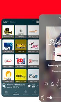Radio Indonesia gönderen
